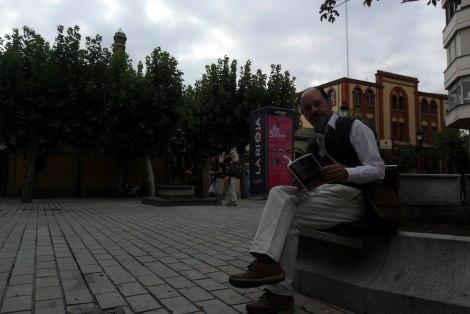 Luis M.ª Díez Merino regresa a Reisburgo con su novela 'El asesino perfecto'